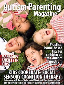 Issue 6 - A focus on social skills for children with Autism