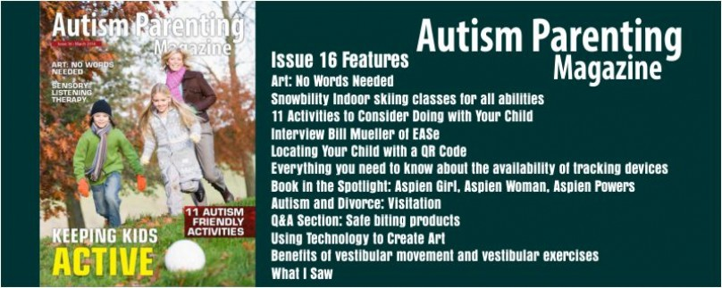 Issue 16 – Keeping Kids Active