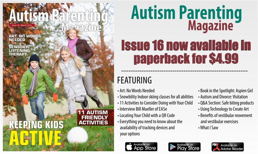 Get Autism Parenting in Paperback for $4.99