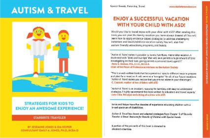Autism and Travel Book