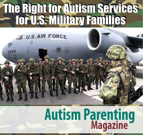 Autism Services For US Military