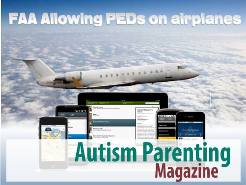 PED on Airplanes