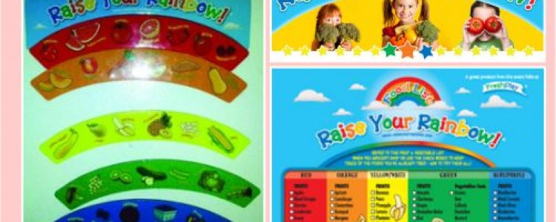 Product Review: Raise Your Rainbow