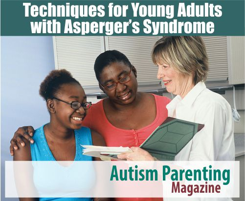 Asperger syndrome in adult intelligible message