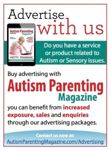 Advertising with Autism Parenting Magazine