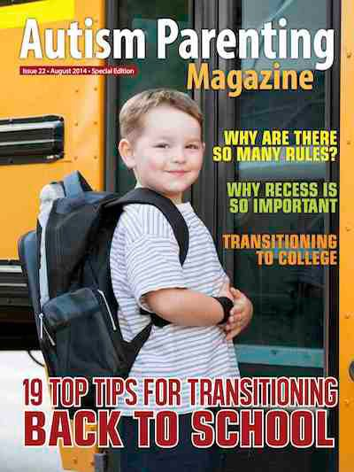 Autism Parenting Issue 22