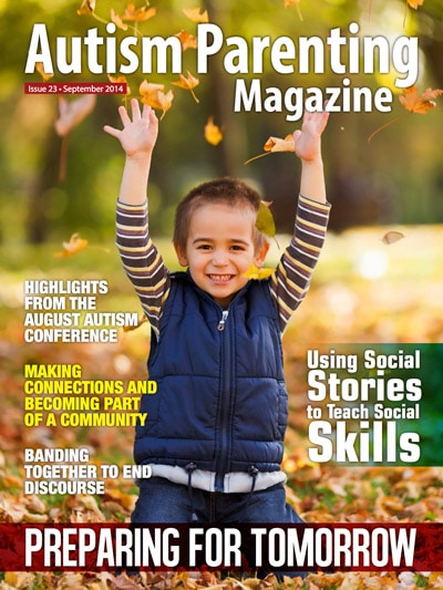 Autism Parenting Issue 23