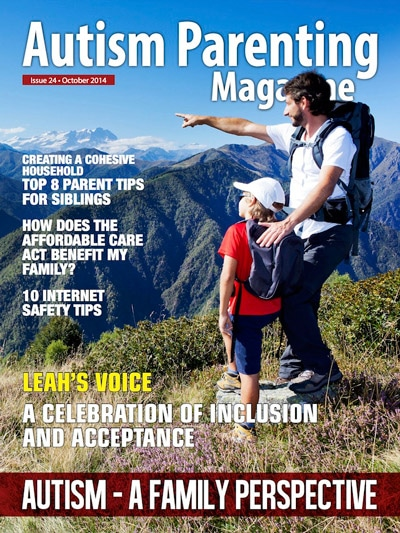 Autism Parenting Issue 24