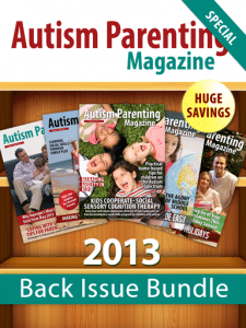 Autism Parenting Magazine 2013 Back Issues