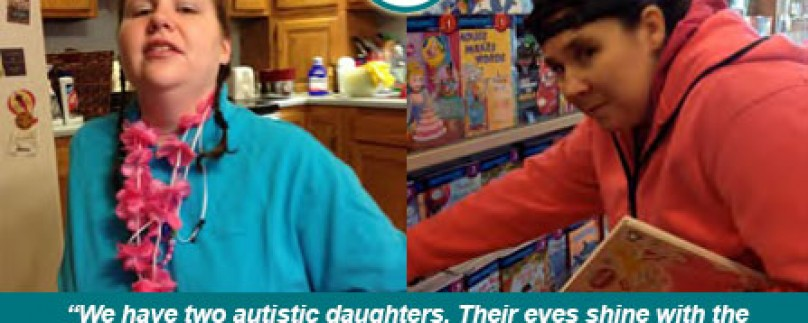 As 'Normal' As Possible – Humor from My Two Autistic Granddaughters