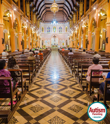 autism church