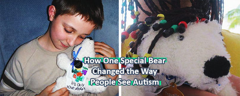 How One Special Bear Changed the Way People See Autism