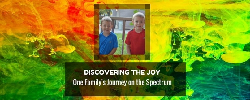 Discovering the Joy – One Family's Journey on the Spectrum