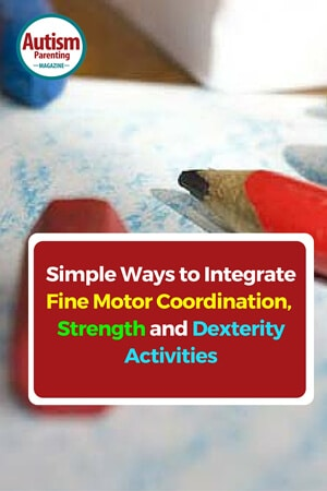 Strength-Dexterity-Activities