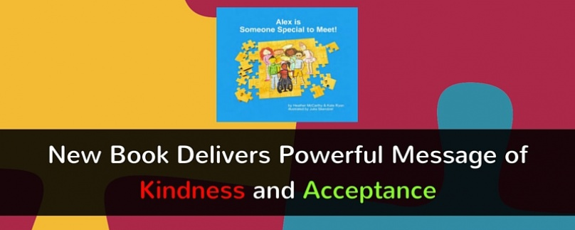 New Book Delivers Powerful Message of Kindness and Acceptance