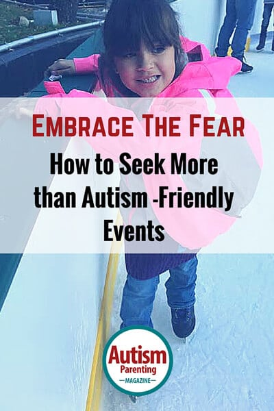 How to seek more than Autism-Friendly Events