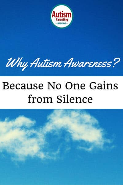 Why Autism Awareness?