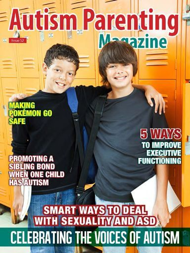 Issue 52 - Celebrating the Voices of Autism