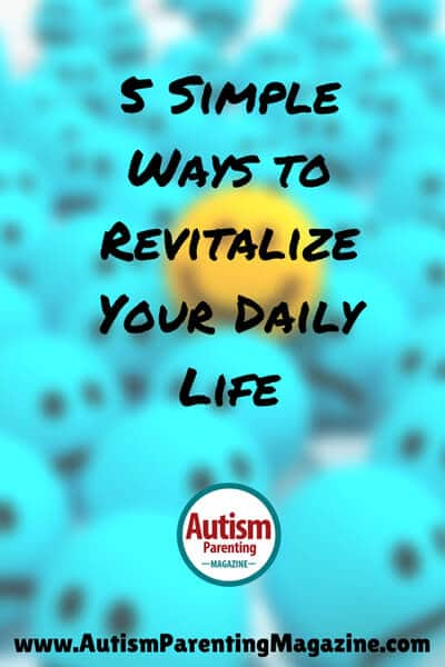 Simple Ways To Revitalize Your Daily Life
