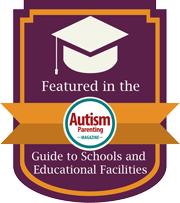 Featured in the Autism Schools and Education Guide