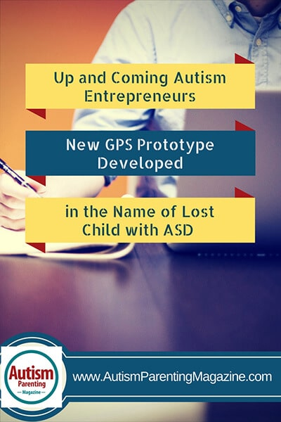 Up and Coming Autism Entrepreneurs New GPS Prototype Developed in the Name of Lost Child with ASD http://www.autismparentingmagazine.com/autism-entrepreneurs-new-gps-prototype-developed