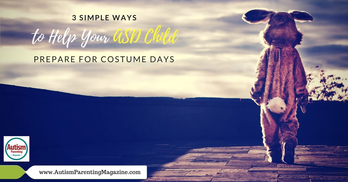 Ways to help your child preparing costume