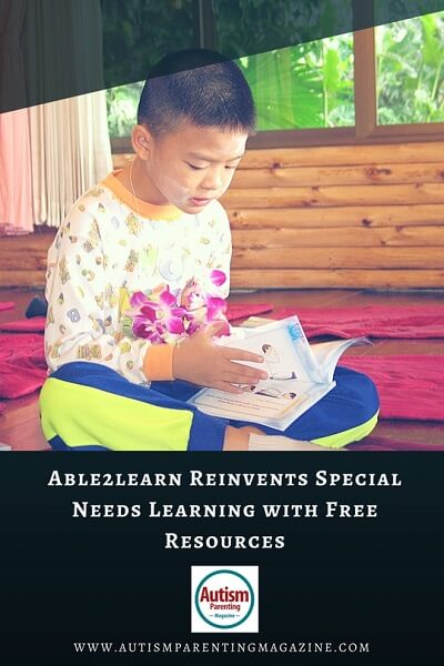 Able2learn Reinvents Special Needs Learning with Free Resources https://www.autismparentingmagazine.com/able2learn-reinvents-special-needs-learning
