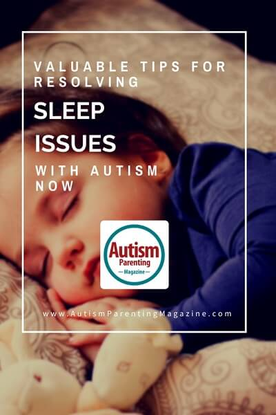 Valuable Tips for Resolving Sleep Issues with Autism Now http://www.autismparentingmagazine.com/valuable-tips-for-resolving-sleep-issues-with-autism