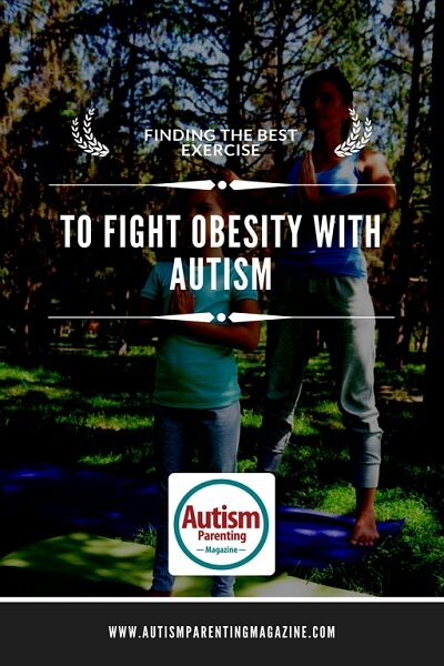 Finding the Best Exercise To Fight Obesity with Autism
