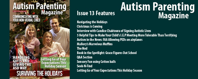 Issue 13 – Surviving the Holidays