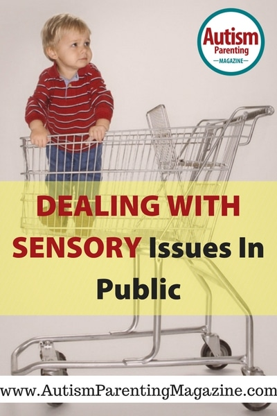 Dealing Sensory Issues Public