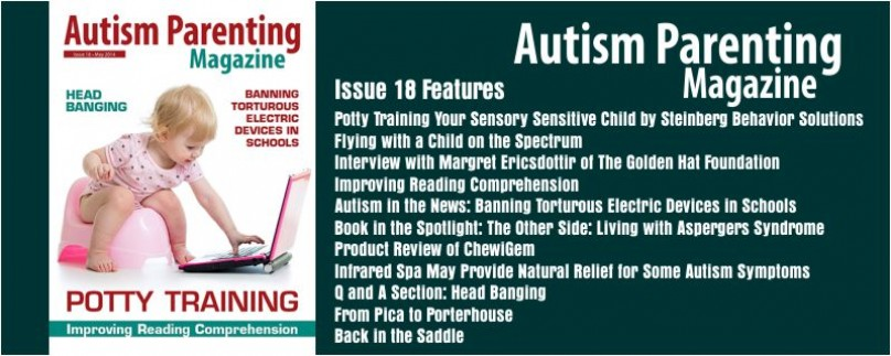 Issue 18 – Potty Training