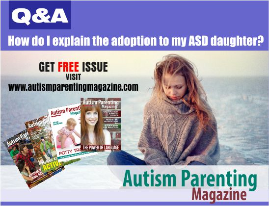 ASD Adoption Daughter