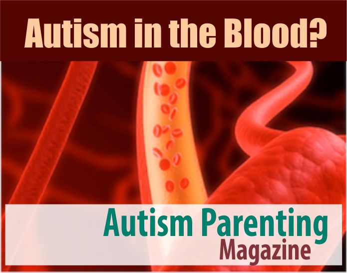Autism In The Blog