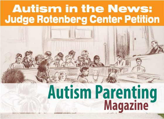 Autism Judge Petition