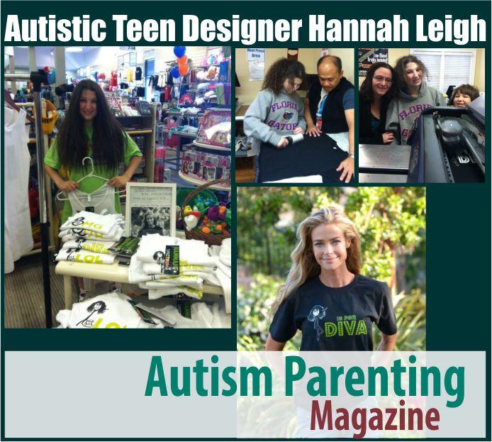Autistic Designer Hannah Leigh