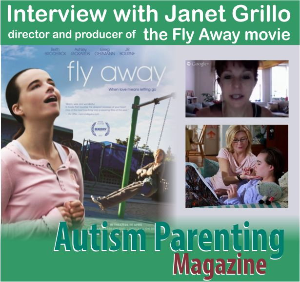 Fly Away Movie Janel Grillo