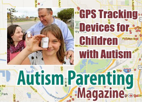 GPS Tracking Children With Autism