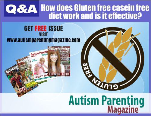 Gluten Free Casein Free Diet