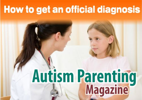 How To Get An Official Diagnosis