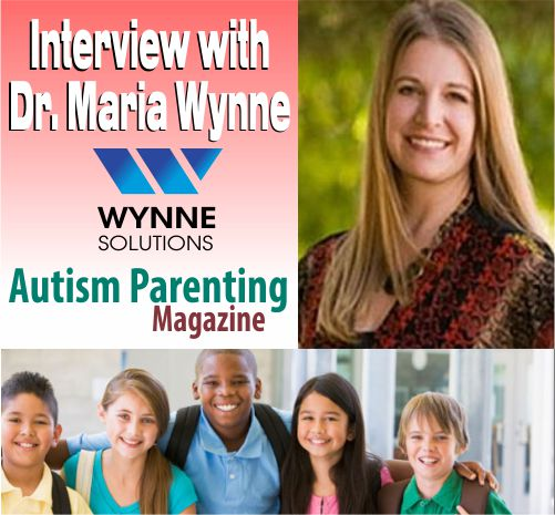 Interview Dr Maria Wynne