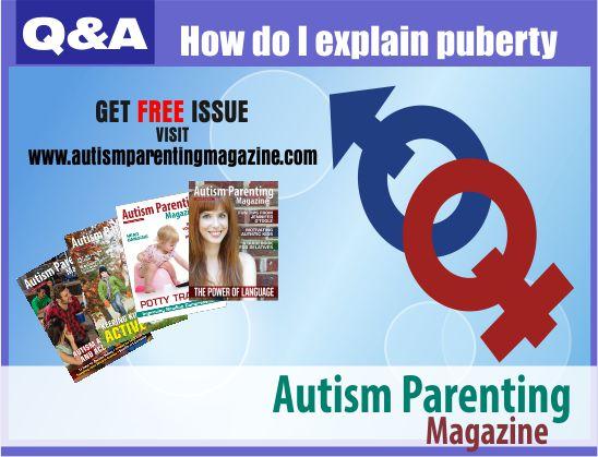 QA Puberty Sexuality