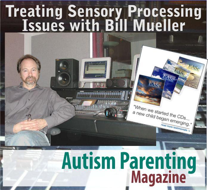 Sensory Processing Bill Mueller