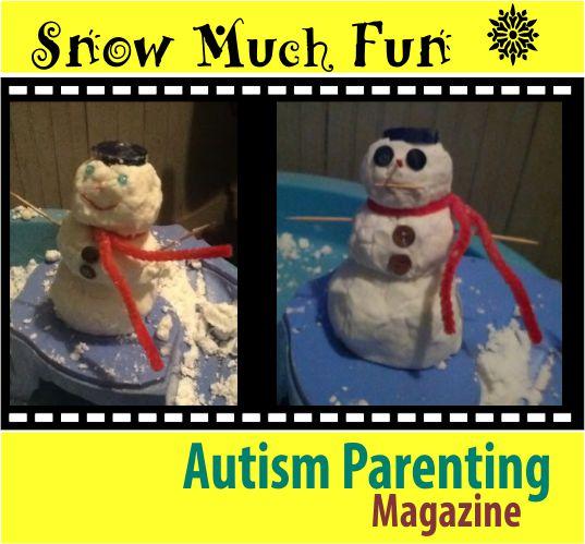Snow Much Fun Activities