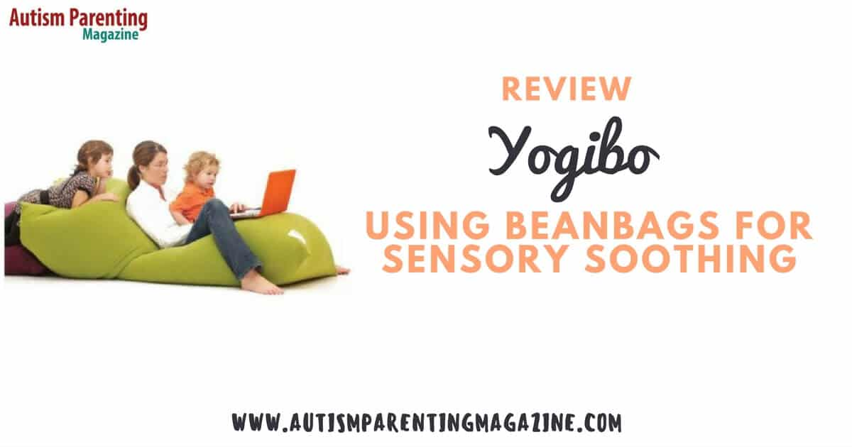 Yogibo - Using Bean Bags for Sensory Soothing