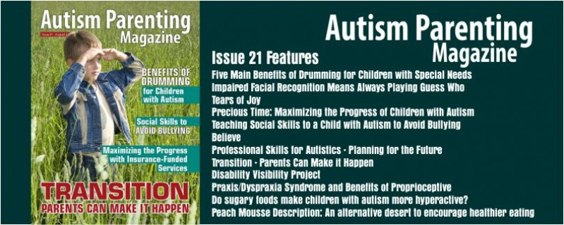 Issue 21 – Transition Parents Can Make It Happen