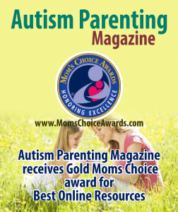 Autism Parenting Magazine receives Moms Choice Awards