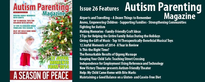 Issue 26 – A Season of Peace
