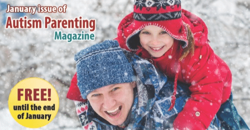 #Autism Parenting Magazine Free until the end of January