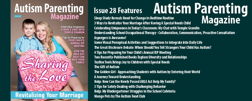 Issue 28 – Sharing the Love